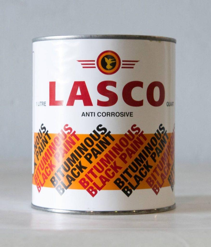 LASCO brand paint created by Lake Asphalt