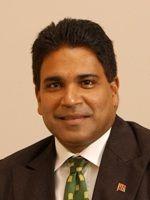 Opposition MP Dr Roodal Moonilal
